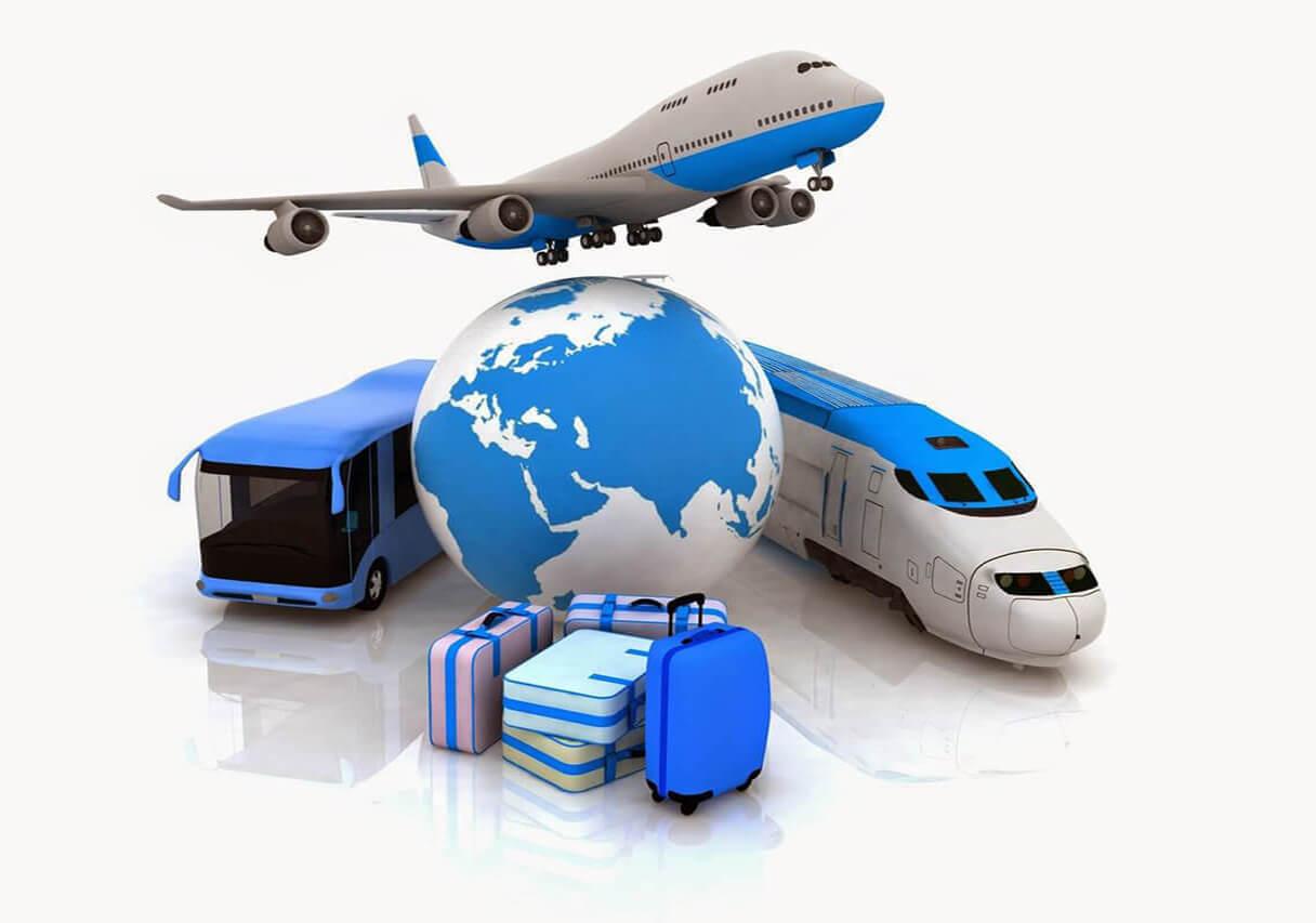 Međunarodni transport - prikaz svih varijanti prijevoza tvrtke